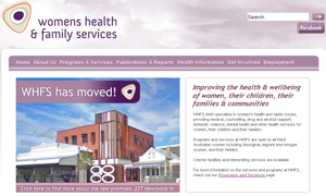 Womens Health and Family Services