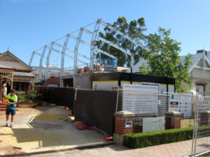 TBB Office Redevelopment Robert Road Subiaco