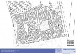 Wickham South Subdivision Concept Plan